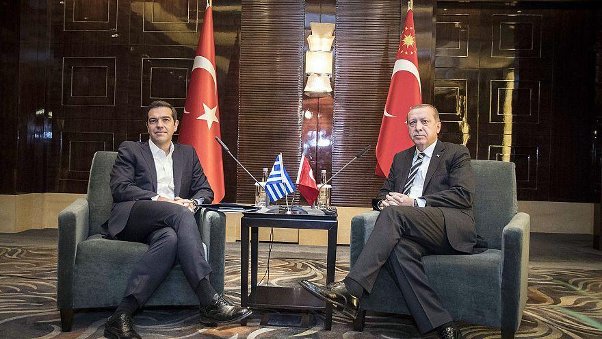 Στις 7-8 Δεκεμβρίου η επίσημη επίσκεψη Ερντογάν στην Ελλάδα