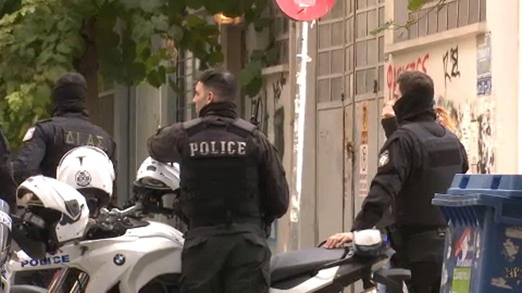Греция: обезврежена ячейка предполагаемых террористов из Турции