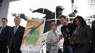 World Cup 2018 poster unveiled