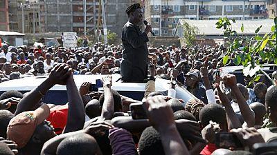 Kenya : Odinga veut être investi le 12 décembre