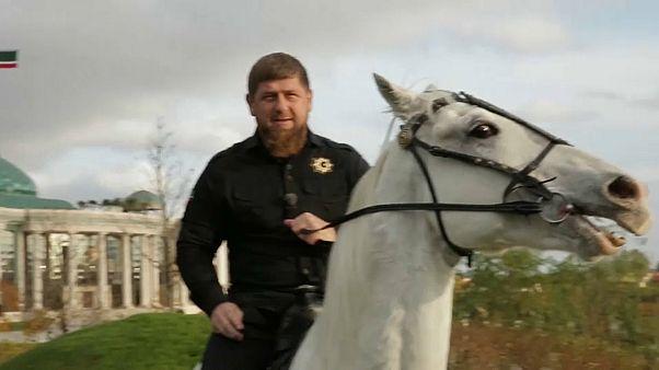 Tschetschenenführer Kadyrow (41) will gehen
