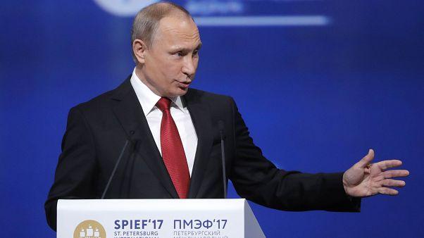 بالفيديو: الكشف عن هوية ابنة بوتين الصغرى