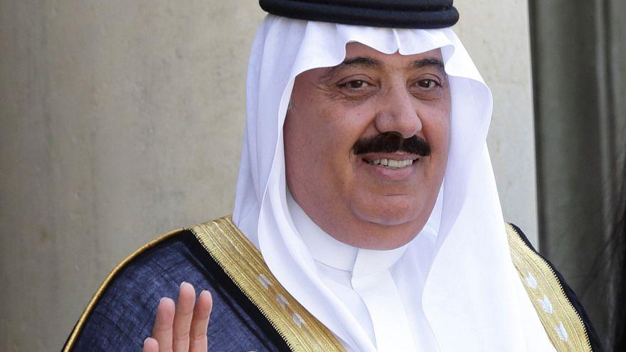الإفراج عن الأمير متعب بن عبد الله