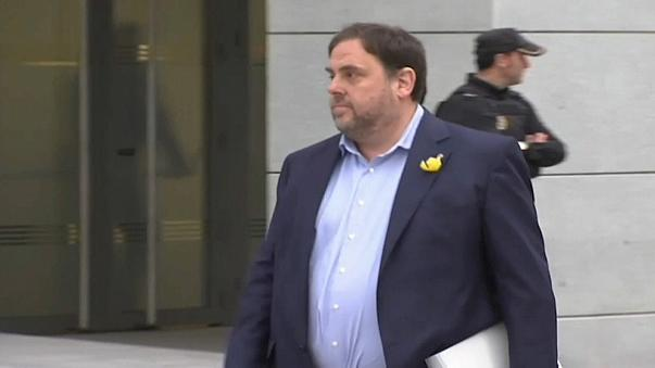 Kataloniens Ex-Vizechef Junqueras bittet um Freilassung