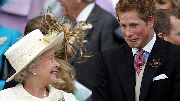 Die Oma sagt JA: Hochzeit auf Schloss Windsor im Mai 2018