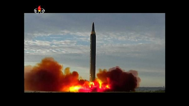 North Korea fires new ballistic missile, South Korea's military says