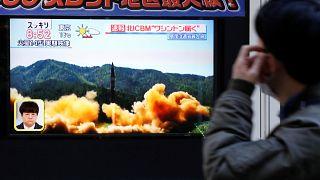 كوريا الشمالية : صواريخنا قادرة على سحق القارة الأمريكية بأكملها