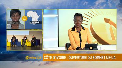 Cote d'Ivoire: 5th AU-EU Summit kicks off in Abidjan [The Morning Call]