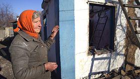 Another winter for war-torn eastern Ukraine