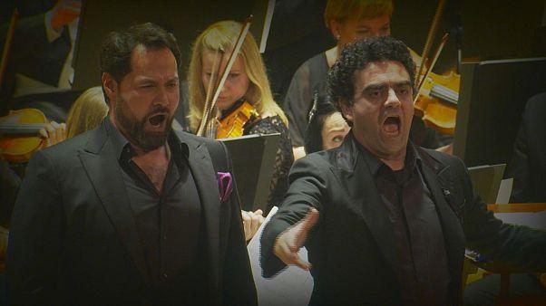 Sıradışı ikili: Rolando Villazon ve Ildar Abdrazakov