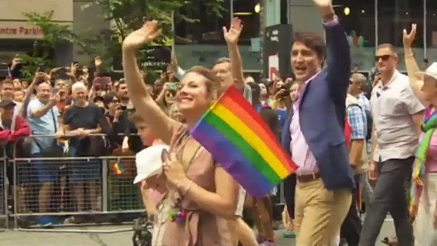 Премьер Канады извинился перед ЛГБТ