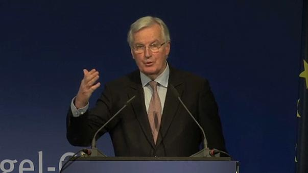 Brexit : Michel Barnier dément tout accord financier