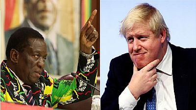La Grande-Bretagne prête à aider le Zimbabwe, mais à une condition