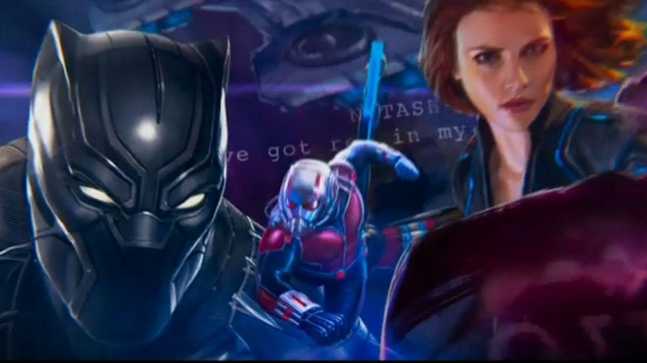 Avengers serisinin yeni filmi geliyor