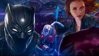 """Vingadores estão de regresso numa """"Guerra do Infinito"""""""