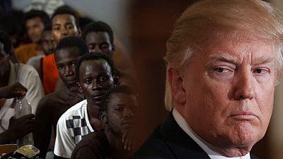 """Esclavage en Libye : un média local soupçonne CNN de """"fake news"""" après un tweet de Donald Trump"""