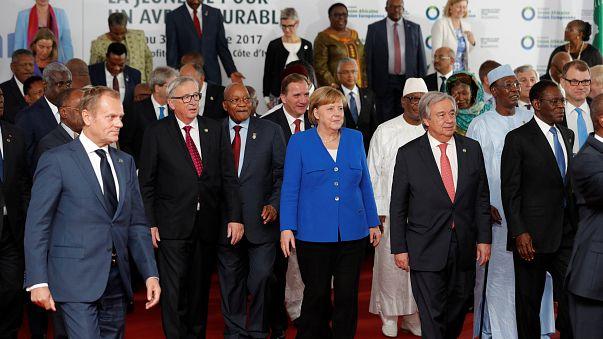 EU-Afrika-csúcs: össze kell fogni a menekültekért