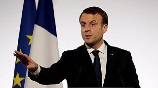 """RDCongo/Togo : Macron veut que """"le peuple puisse s'exprimer librement"""""""