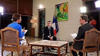 Esclavage en Libye : accord international pour des évacuations d'urgence (Macron)