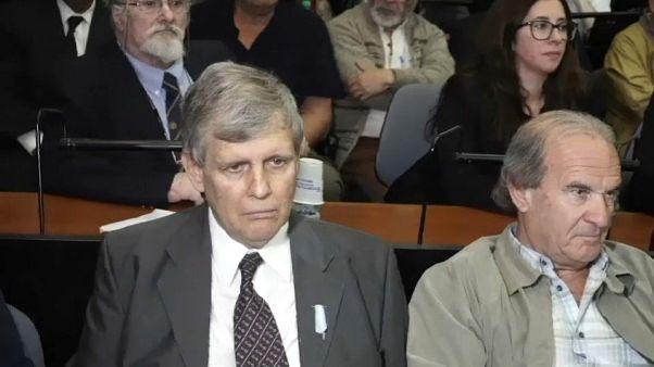 Életfogytiglan az argentin diktatúra vezetőinek