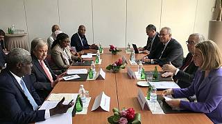 AU, EU, UN chiefs meet in Abidjan, agree on Libya migration task force
