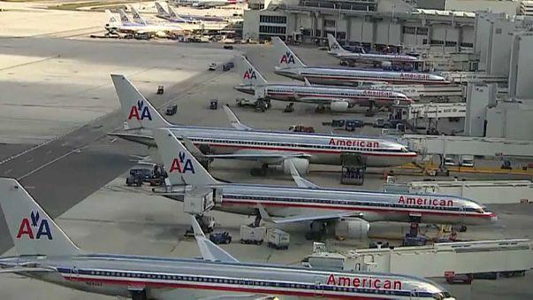 American Airlines droht Ausfall von 15.000 Weihnachtsflügen