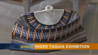 "Niger ""taguia"" exhibition [The Morning Call]"