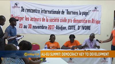 EU-AU summit: Democracy key to development [The Morning Call]