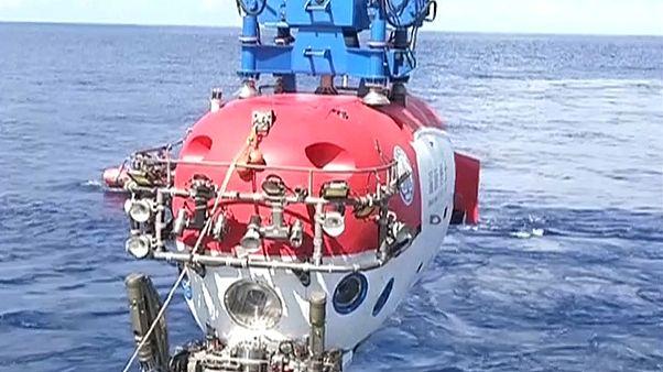 Kiállta a próbát az új kínai tengeralattjáró