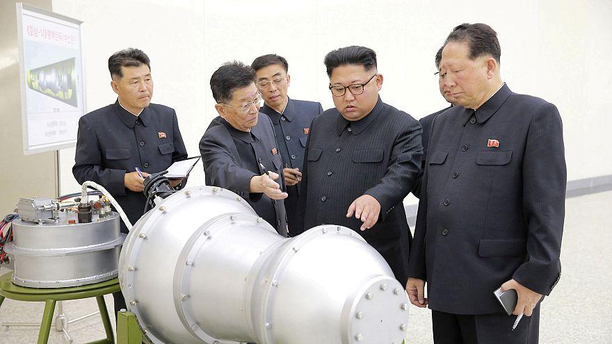Russia accuses Washington of 'provoking' Pyongyang
