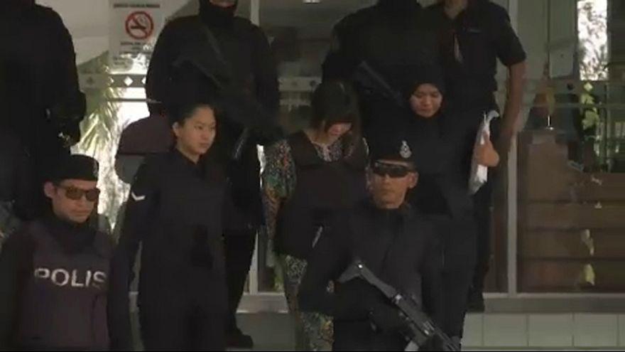 Elnapolták a Kim Dzsong Nam-pert