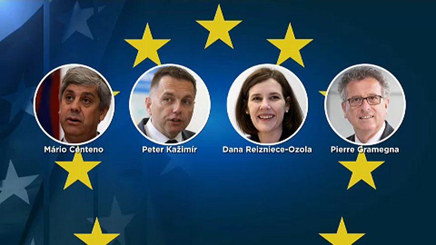 Euro Bölgesi maliye bakanları Eurogroup başkanlığı için yarışacak