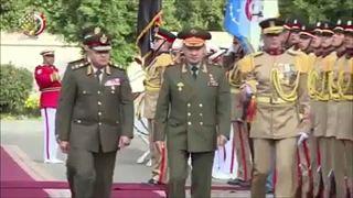 Orosz-egyiptomi katonai megállapodás