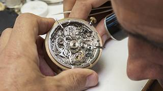 Inside the Audemars Piguet workshop