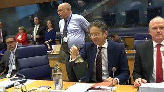 Смена главы Еврогруппы. Африканские мигранты-рабы