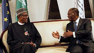 Togo political crisis must concern West Africa - Buhari, Ouattara