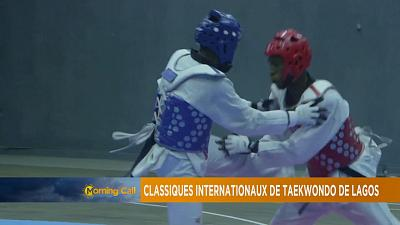 Lagos International taekwondo classics [The Morning Call]