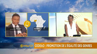 ECOWAS: Gender equality in agriculture [The Morning Call]