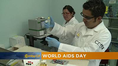 World AIDS day [The Morning Call]
