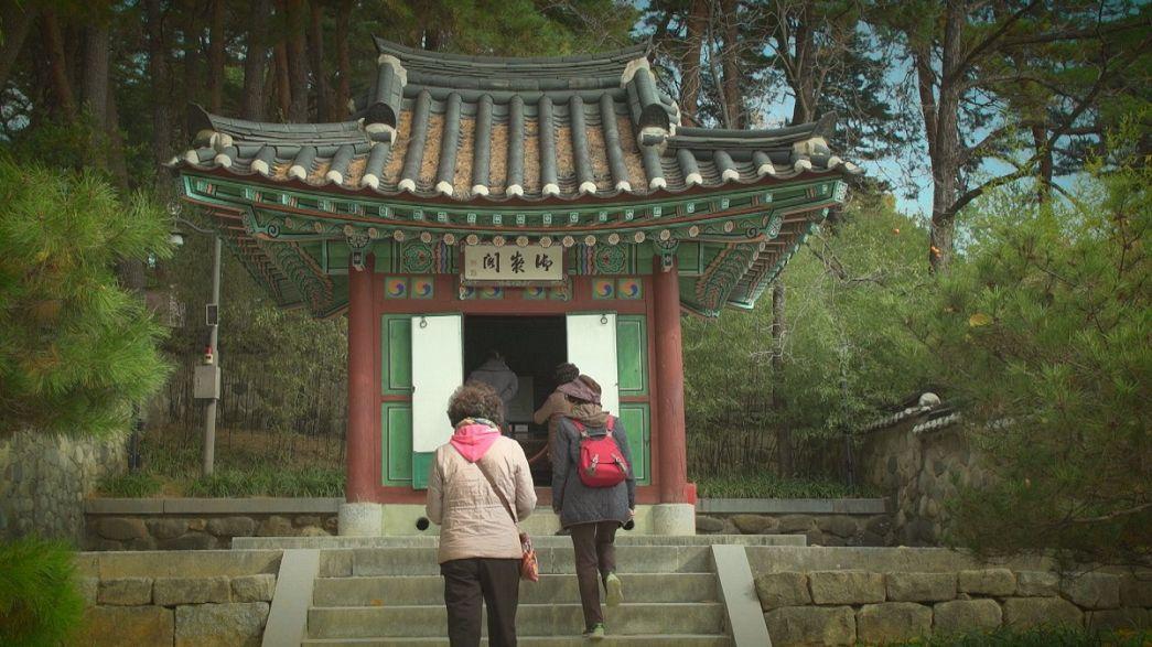PyeongChang 2018: Reisen, wo andere Höchstleistungen erbringen