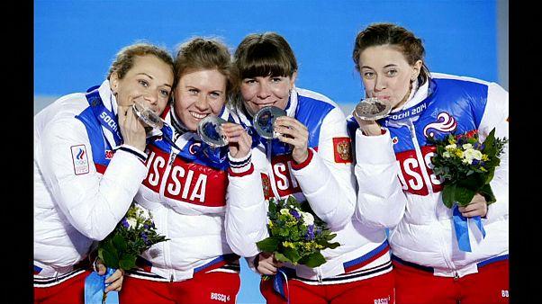 Dopping: újabb orosz sportolókat tiltott el a NOB