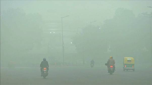 Satélite europeu envia primeiras imagens da poluição atmosférica