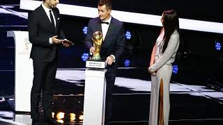 Rusia espera impaciente el inicio de su Copa del Mundo de fútbol