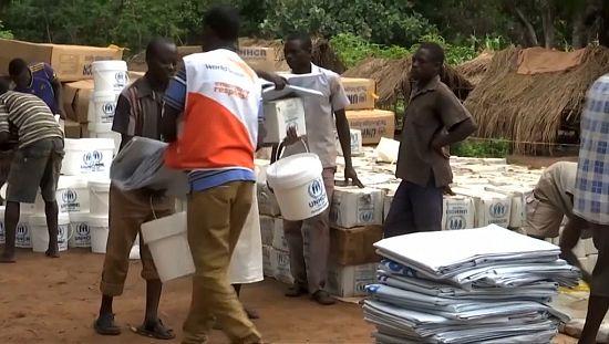 联合国特使欢迎Kiir的顺序访问[评论]不顺畅的援助