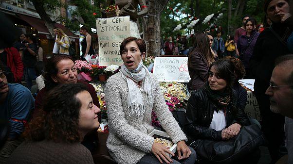 KHK ile ihraç edilen eğitimci Nuriye Gülmen için tahliye kararı alındı