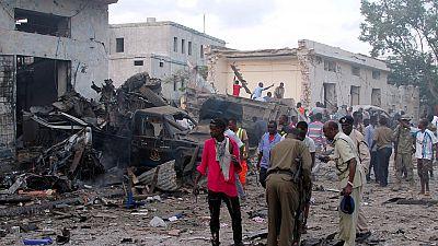 512 morts dans l'attaque de Mogadiscio (dernier bilan)