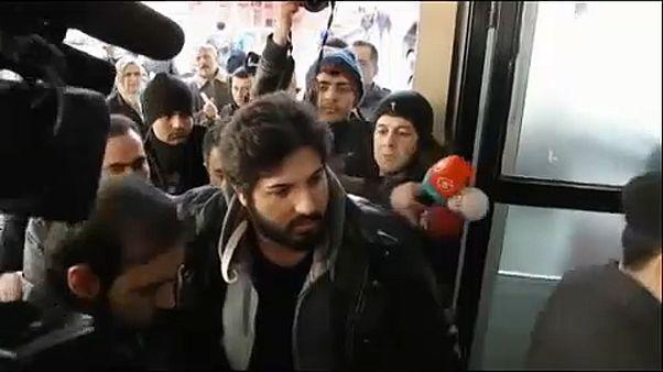 Reza Zarrab'ın mal varlığına el konuldu