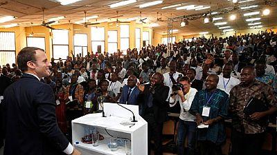 Restitution du patrimoine africain : le ferme engagement de Macron