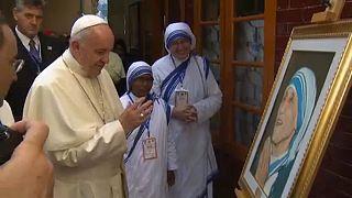 "Ferenc pápa: ""a pletyka is terrorizmus"""