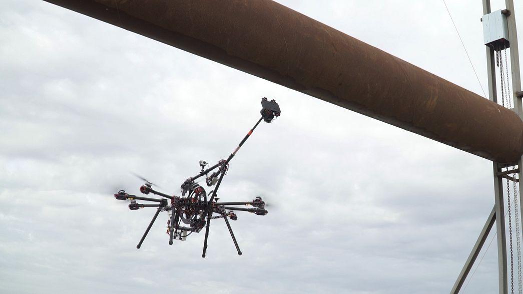 Un drone espagnol remporte le prix Radar de l'innovation 2017